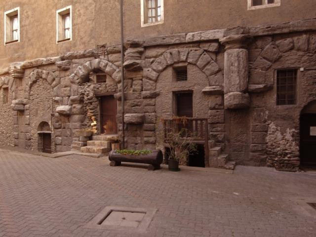 Anfiteatro Romano di Aosta