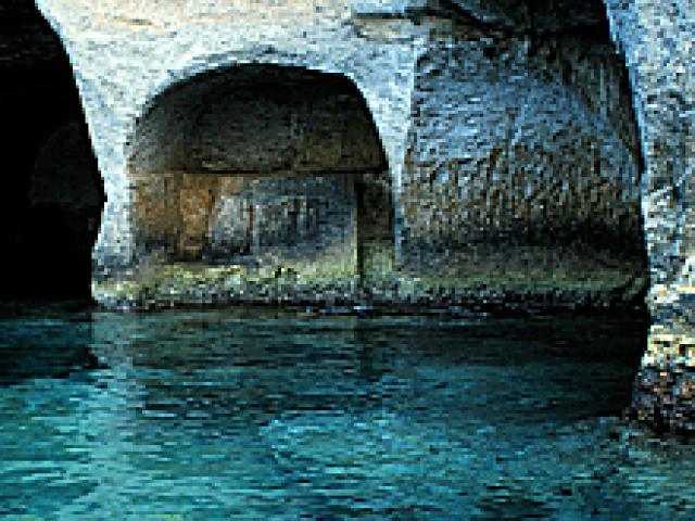Grotte di Ponzio Pilato