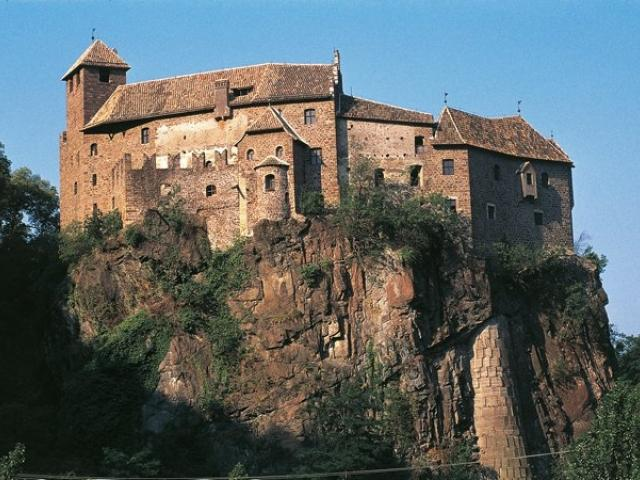 Castel Novale e Castel Roncolo