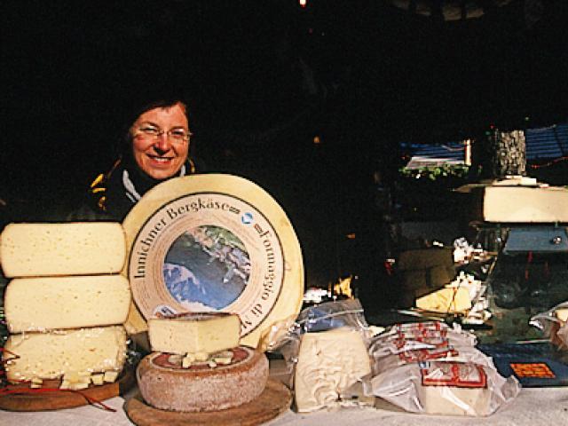 Bela Badia: formaggio altoatesino