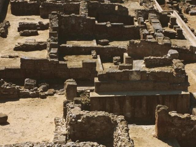 Gabil Gabib, Vassallaggi, Capo Soprano: siti archeologici