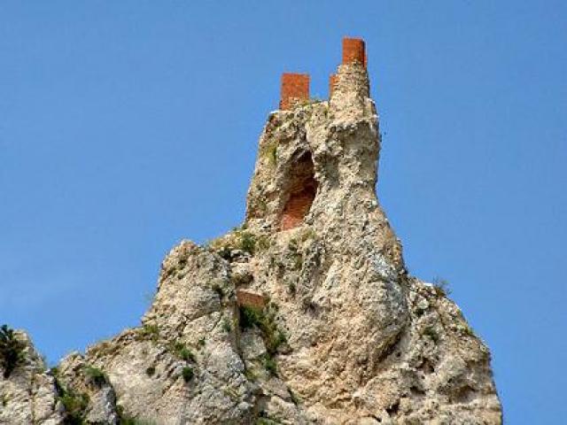 I Castelli della provincia di Caltanissetta