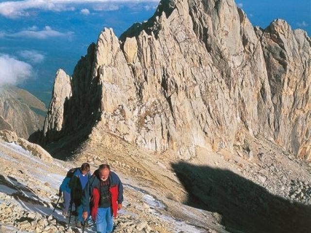 Tour del Parco Nazionale Gran Sasso e Monti della Laga