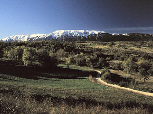 La traversata del Morrone