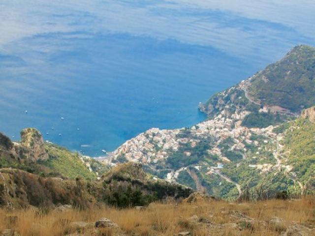 Itinerario naturalistico sulla Costiera Amalfitana: Il Sentiero degli Dei