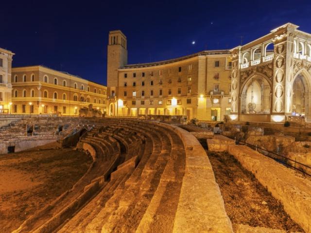 I Castelli di Lecce e di Acaya