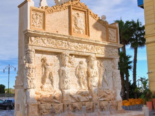 Le Torri di Gallipoli e il Castello Aragonese