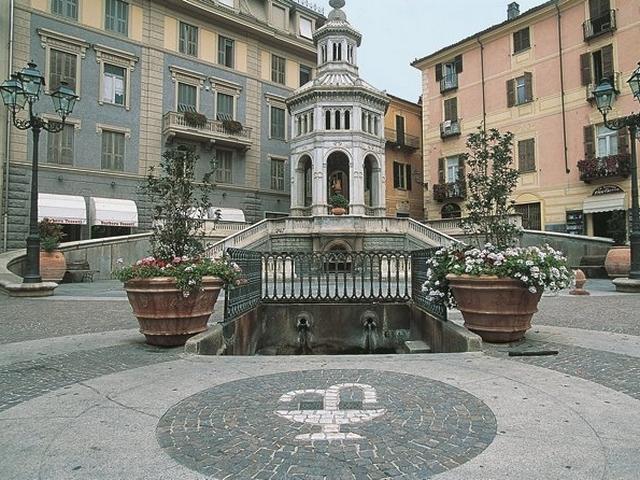 Piazza della Bollente - Acqui Terme