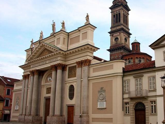 Piazza del Duomo - Alessandria