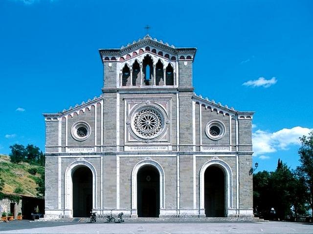 Santuario di Santa Margherita - Cortona