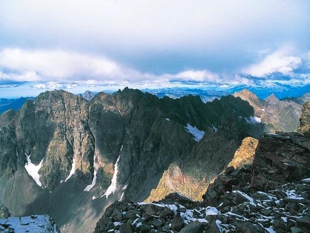 Val Seriana Pizzo redorta - Alpi Orobie