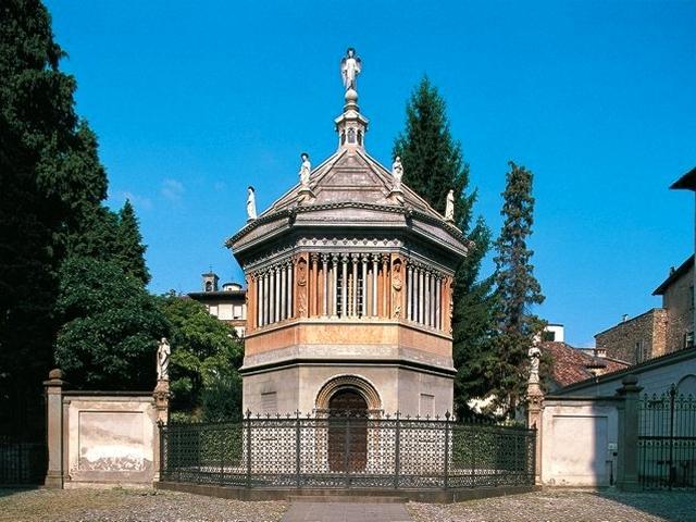 Battistero - Bergamo Alta