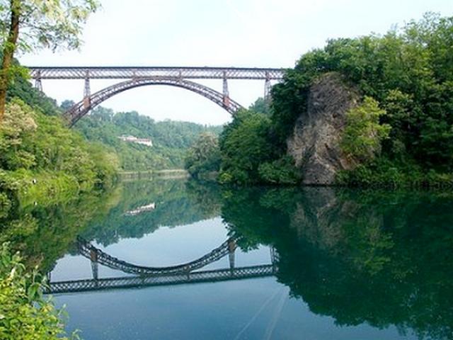 Ponte di ferro - Paderno d'Adda