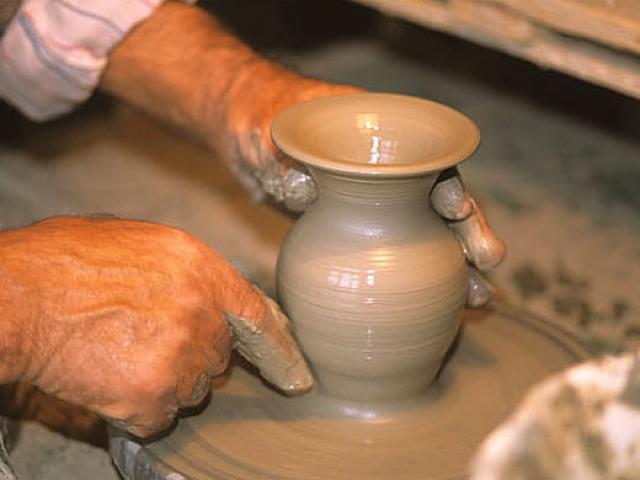 artigiani della ceramica