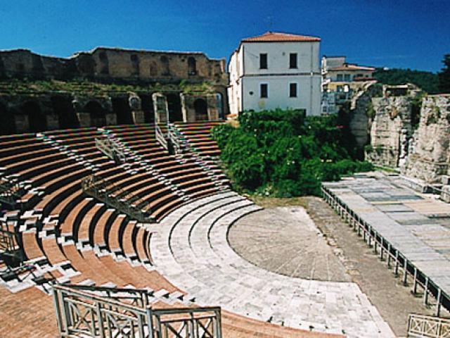 Teatro Adriano - Benevento