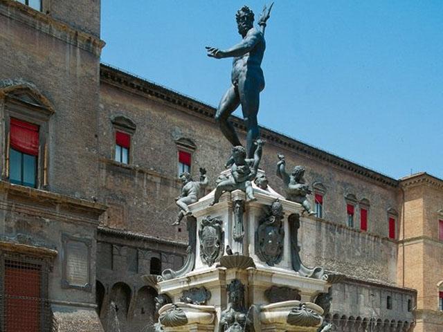 Fontana del Tritone - Bologna