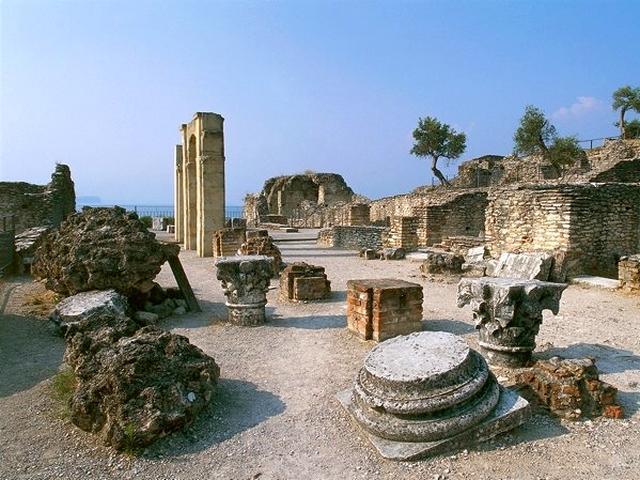 Villa Romana Grotte di Catullo - Sirmione