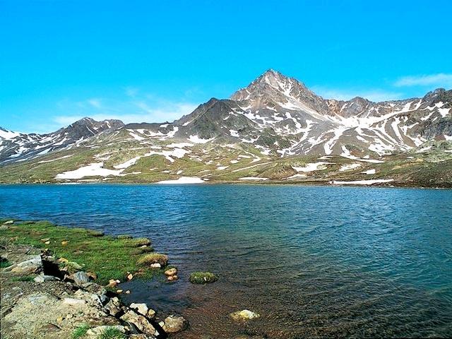 Lago Bianco - Valfurfa, Parco Nazionale dello Stelvio