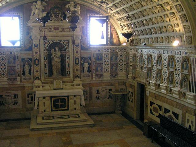 Cattedrale Santa Maria Castello
