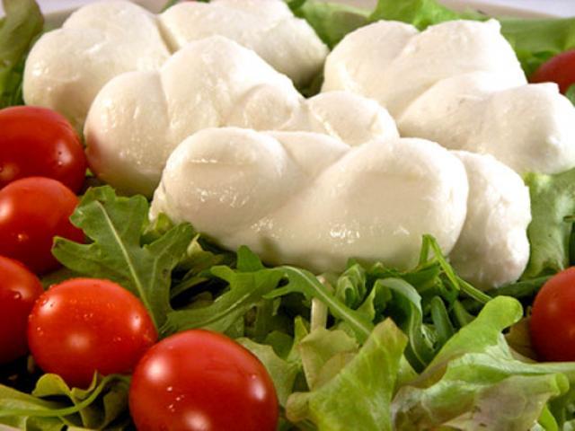 Mozzarella di Mondragone