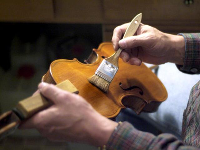Artigianato - produzione di violini