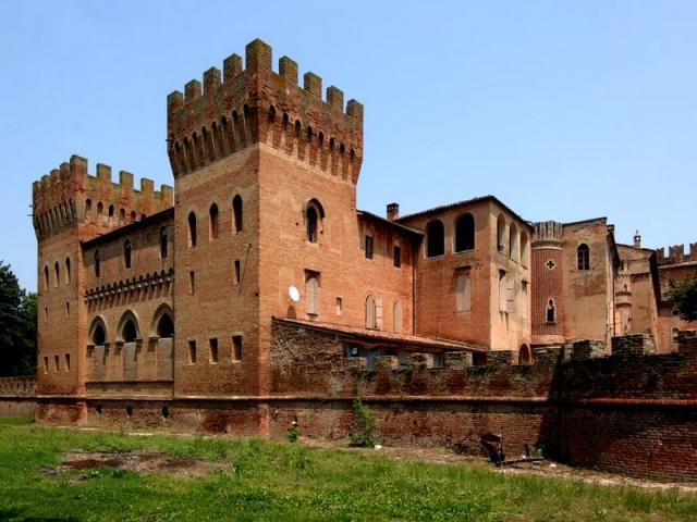 Castello Sommi Picenardi - Torre de' Picenardi