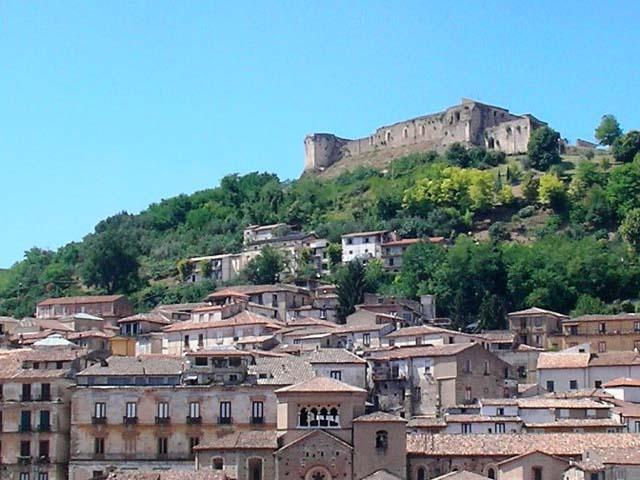 Cosenza e il Castello Normanno
