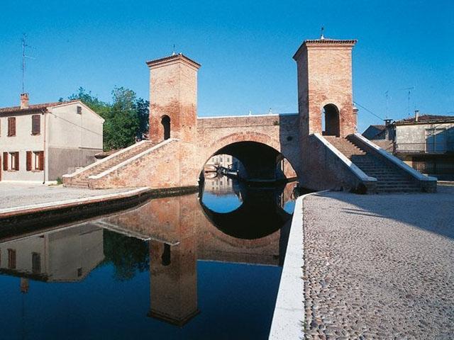 Trepponti - Ponti di Comacchio