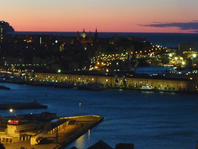 Genova di sera