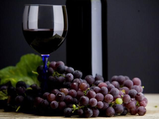vino Sangiovese rosso