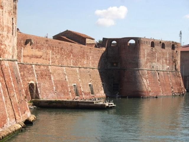 Fortezza vecchia - Livorno