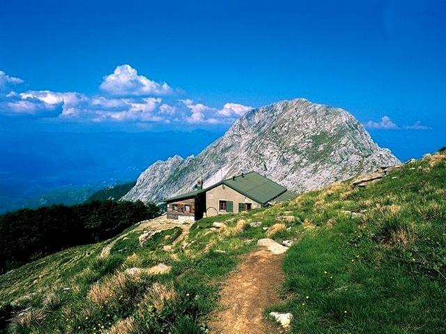 Parco Naturale Alpi Apuane - Pania Secca