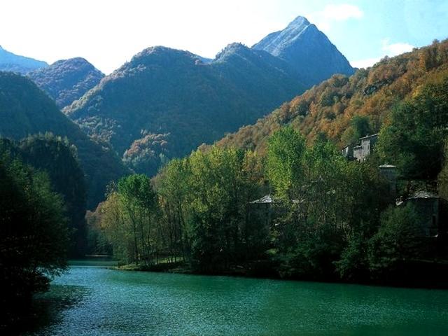 Parco Naturale Regionale delle Alpi Apuane - Lago di Isolasanta