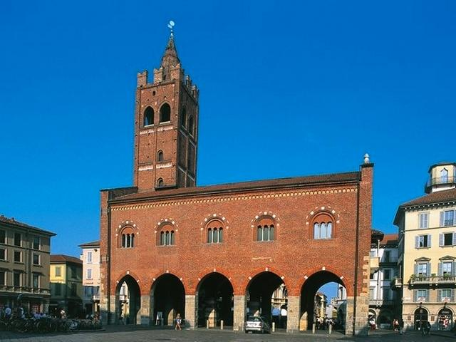Arengario Palazzo Comunale - Monza