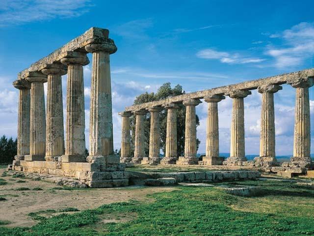 Tempio dorico - Metaponto
