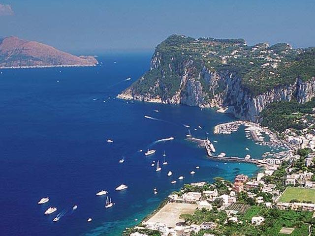 Iaola di Capri