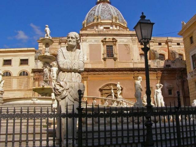 Fontania Pretoria - Palermo