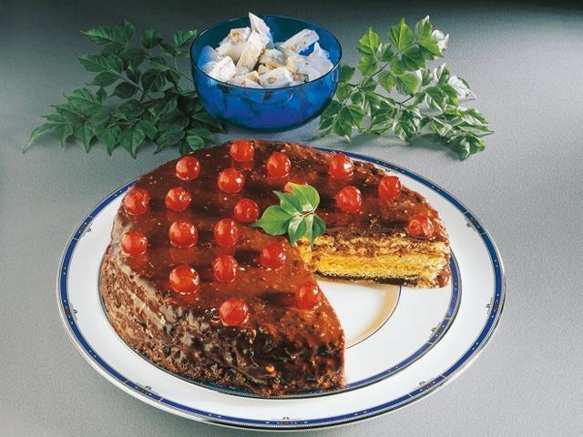 Cassata abruzzese