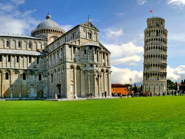 Torre di Pisa e Piazza del Campo