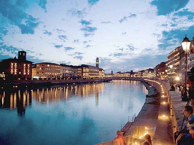 Luminara San Ranieri - Pisa