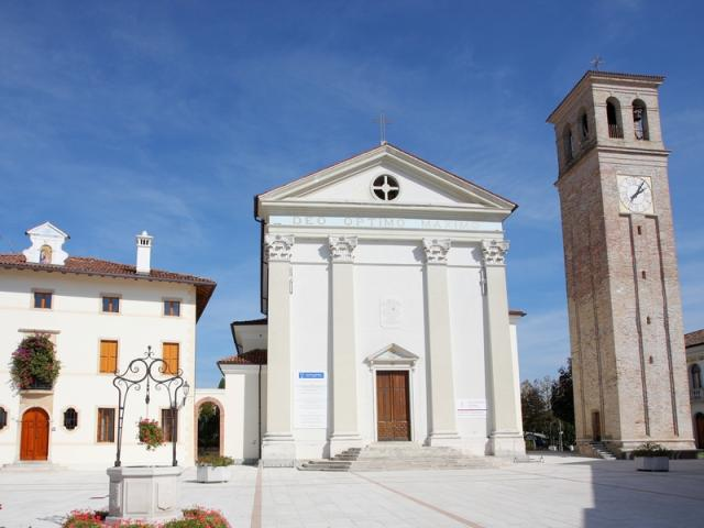 Chiesa di San Martino - Zoppola