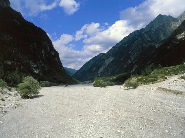 Torrente Settimana - Riserva Naturale Regionale Dolomiti Friulane