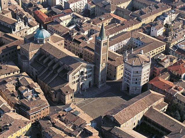 Piazza Duomo - Parma