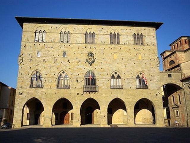 Palazzo del Comune - Pistoia