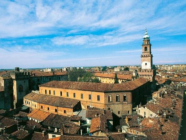 Castello Sforzesco - Pavia