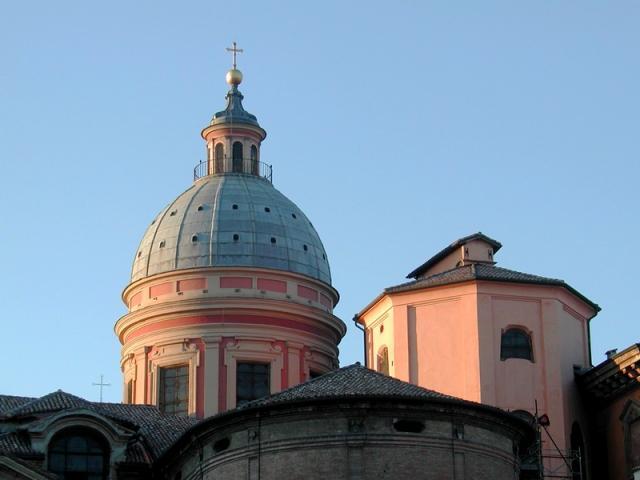 Cupola del Duomo di Reggio Emilia