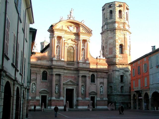 Piazza San Prospero - Reggio Emilia