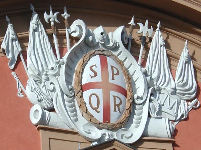 Municipio - Stemma di Reggio Emilia