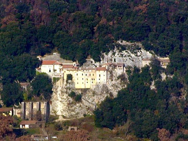 Santuario Francescano di Greccio