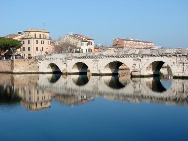 Ponte romano - Rimini